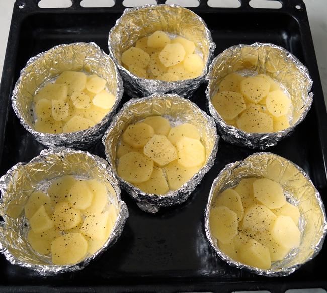 Рецепт из филе курицы с картофелем сыром
