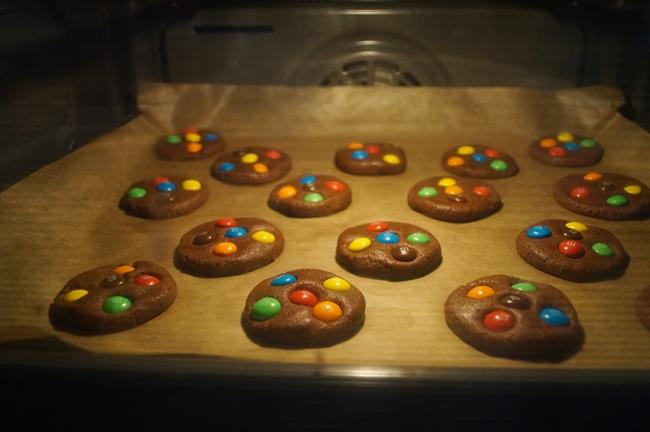 Печенье с ммдемс в домашних условиях - рецепт пошаговый с фото